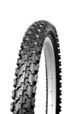 BICYCLE TIRE 24 X 1.95 MTB/MX BLACK